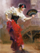 Spanish Dancer  26x20